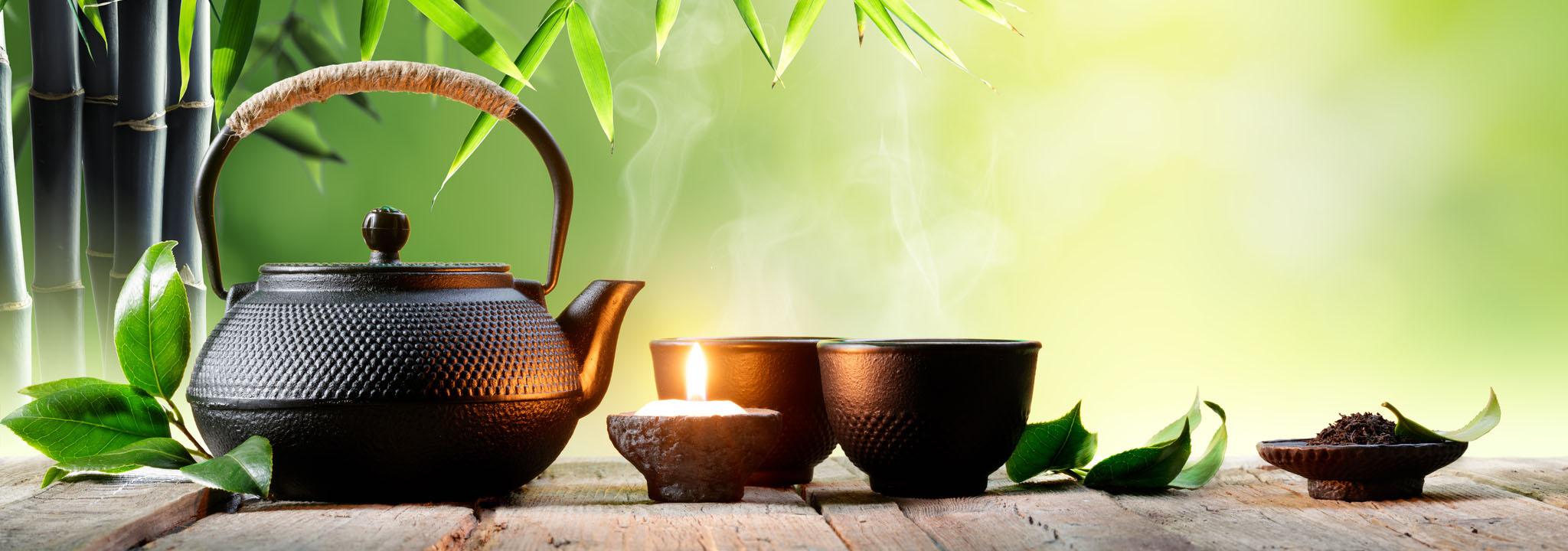 Fernoestliche Teerituale – Wirkung und Bedeutung