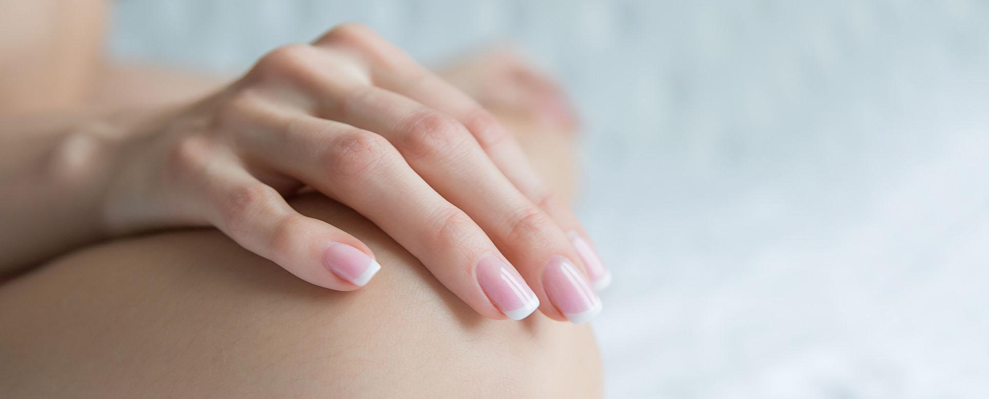 Was fingernaegel ueber unsere gesundheit verraten