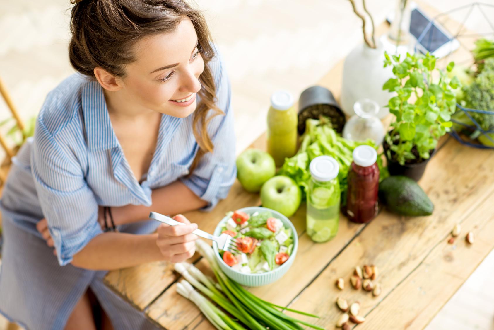 Gesunde Ernährung im Winter und im Alltag