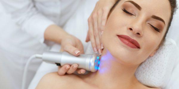 Licht-Therapie München gegen Falten