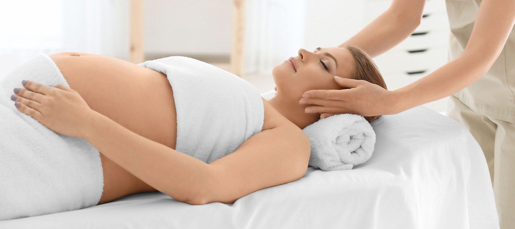 Babymoon Wellness für Schwangere München