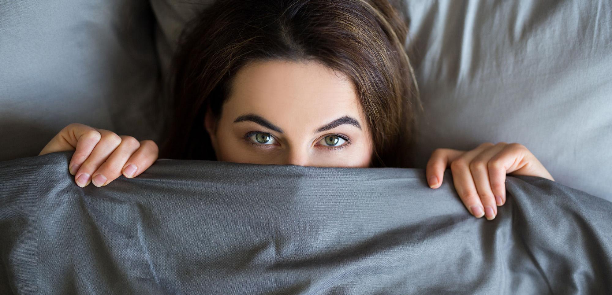 Augenpflege wache Augen im Winter mit AIYASHA